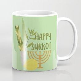 Sukkot Shalom Best Wishes for the Sukkot Holiday Coffee Mug