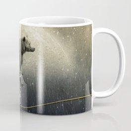 balancing act (under the weather) Coffee Mug