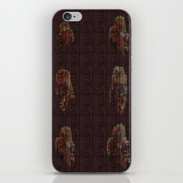The Monster Vendor  iPhone Skin
