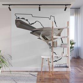 Florida – Northern Mockingbird Wall Mural