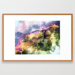 Anthropomorphism Framed Art Print