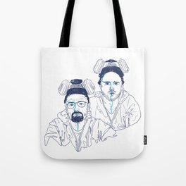 WALTER & JESSE Tote Bag