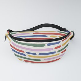 Seamless Summer Pattern Fanny Pack