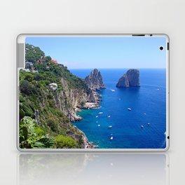 Isle of Capri Coastline Laptop & iPad Skin