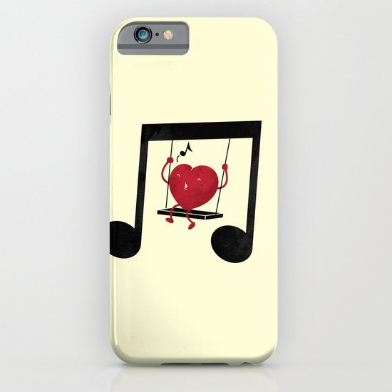 swing a LOVE song iPhone & iPod Case
