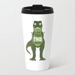 Amourosaurus Travel Mug