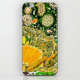 Jardin 2 iPhone Skin