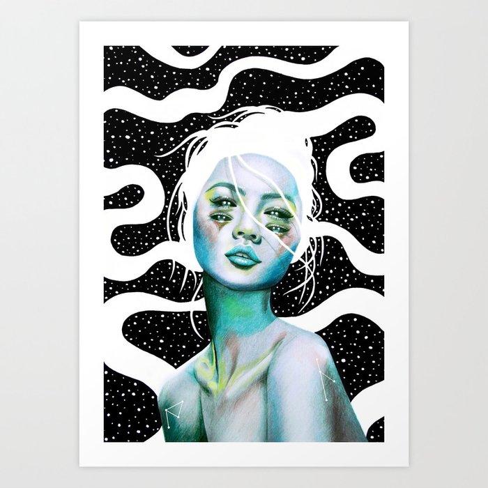 Hybrid Daughters III Kunstdrucke