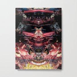 Planet S3 Metal Print