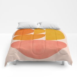 Abstraction_Summer_Color_Minimalism_001 Comforters