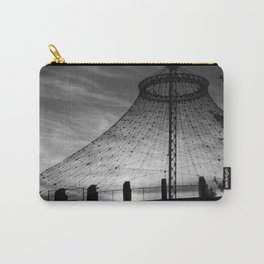 Unknown Spaces Whirled Carry-All Pouch