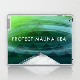 Protect Mauna Kea Laptop & iPad Skin