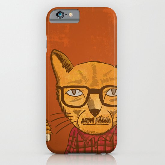 Working with designers is like herding cats iPhone & iPod Case
