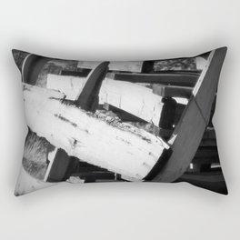 Slow Decay Rectangular Pillow