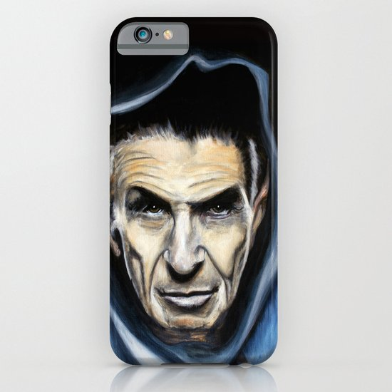 Spock iPhone & iPod Case