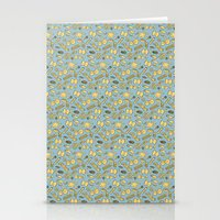 pasta Stationery Cards featuring pasta  by Jen Gottlieb