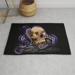 Octo Skull Rug