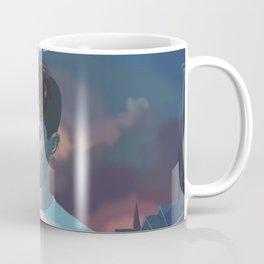 Blue Neighbourhood Coffee Mug