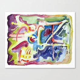 Garuda Canvas Print