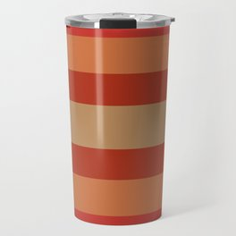Earthy Terracotta - Color Therapy Travel Mug