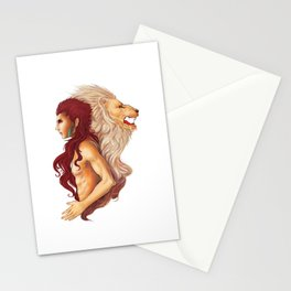 Inner Courage Stationery Cards