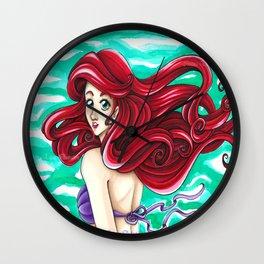 The little mermaid - Ariel Wall Clock