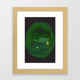 Ilex Forest Framed Art Print