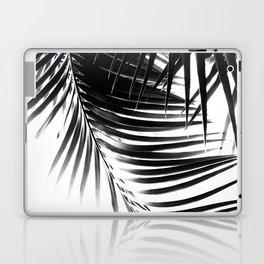Palm Leaves Black & White Vibes #1 #tropical #decor #art #society6 Laptop & iPad Skin