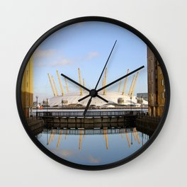 The O2 Arena Wall Clock
