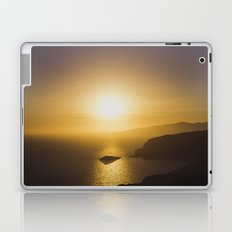 Secret sunset Laptop & iPad Skin