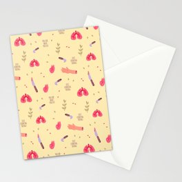 You're What You Eat Stationery Cards