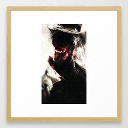 KillJoy Framed Art Print