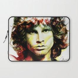 Jim in White Laptop Sleeve
