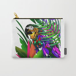 Parot digital illustration Carry-All Pouch