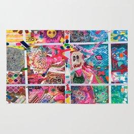 Subconsious Safari By Artist Jeff Parrott Psyexpression Rug