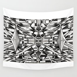 symmetry Wall Tapestry