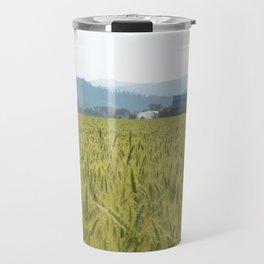 Country Fields Travel Mug