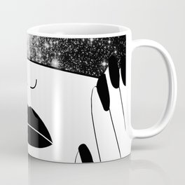 cover up drawing Coffee Mug