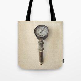 The Forgotten Workshop series- Pressure Gauge Tote Bag