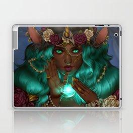 Lady Death Laptop & iPad Skin