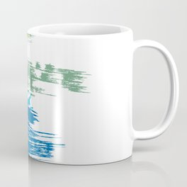 Colour Brushes Coffee Mug