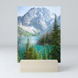 Lake Colchuck Mini Art Print