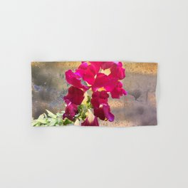 Snap dragon Hand & Bath Towel