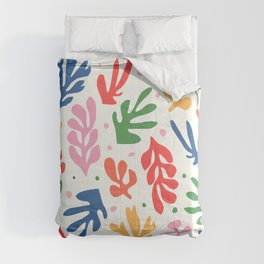Nature Leaf Cut Outs | Henri Matisse Series Comforters