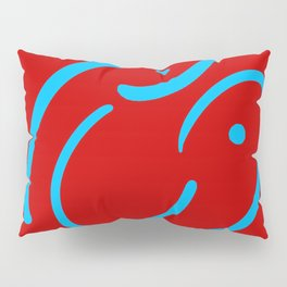 Face to laugh Pillow Sham