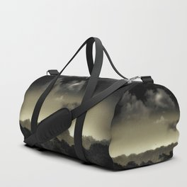Stored in the Cloud Duffle Bag