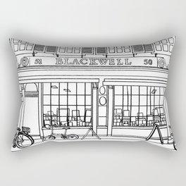 Blackwell (ink) Rectangular Pillow