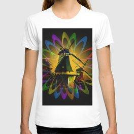 Windmills - Greetsiel T-shirt