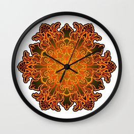 Filigree v1 Wall Clock