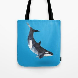Killer Whale. Tote Bag